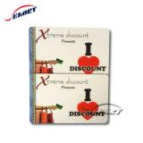 Quatre couleurs d'impression offset Carte PVC ID vierge
