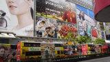 Impresión de Digitaces de la bandera de la flexión del vinilo del PVC de la publicidad al aire libre