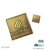 Distintivo di nome su ordinazione di prezzi di fabbrica per l'azienda/banco/randello/posto