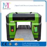 Impresora 2017 de inyección de tinta de encargo de la impresora de la materia textil de Digitaces de la camiseta de la impresión principal 3D de Cmykw Dx5 del color del Mt 5