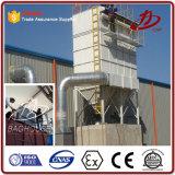 Sistema industriale del filtro dal tessuto di controllo di inquinamento atmosferico della lavorazione del legno del frantoio del workshop