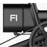 2017新しい公認のクイックリリース電池の小型電気自転車F1