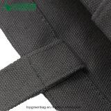 Sacos da lona dos sacos de compra do ombro do algodão amigável feito sob encomenda de Eco únicos