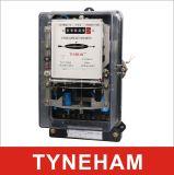 Contador mecánico del contador de cuatro cables trifásico de la energía Dt862-2
