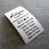 すべての種類の傘のボクサーの手袋のための絹によって印刷されるラベル