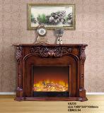 Disegno di marmo bianco naturale di CNC per il prezzo basso della mensola del camino dell'interno del camino da vendere