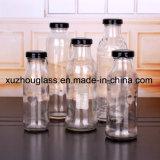 300 мл очистить стеклянные бутылки выжмите сок из бутылки с крышкой