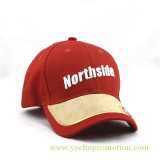 3D Embrioderyの綿のWtillの野球帽の野球帽のスポーツの帽子