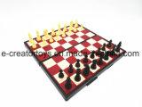 Magnético 3 en 1 Juego al ajedrez con naipes