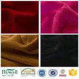 Los colores Super suave Manta de bebé tejido Velboa Oeko-Tex
