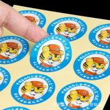 Sticker de Van uitstekende kwaliteit van de Druk van de douane