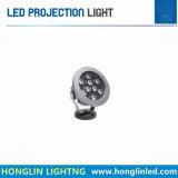 景色の照明Intiground屋外のIP65 3W LEDのスポットライト