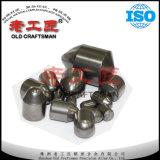 Outils de forage de roche d'outils à pastilles de carbure de tungstène