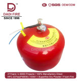 Temperature-Sensitiveライン・モード保存された圧力乾燥した粉の消火器