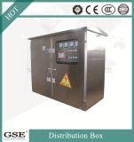 Governo di distribuzione impermeabile di corrente elettrica dell'acciaio inossidabile 10kv