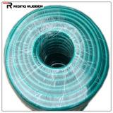 Boyau flexible à haute pression bleu de l'eau de PVC Layflat de boyau d'irrigation