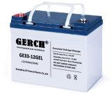 12V 17ah isento de manutenção do fabricante da bateria de gel para UPS, EPS, Telecom, Medical Deivce, Telecom, Sistema Solar, Luz de Mineração, Luz de LED, banco de Potência