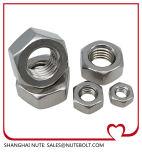 En acier inoxydable 304 316 d'écrous hexagonaux M2 DIN934