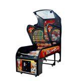 Máquina de juego de fichas de lujo de arcada del ejercicio del baloncesto de la calle