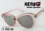 Óculos de sol do estilo da forma com frame plástico cheio Kp70192