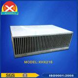 Aluminium Heatsink voor de Apparaten van de Versterker van de Macht