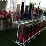 Houder van de Lippenstift van de Lippenstift van OEM&ODM Avalibale Nailpolsh de Acryl