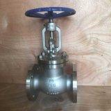 Vanne à gaz à bride à bride en acier inoxydable ANSI Ss J40h J41h