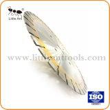 콘크리트와 아스팔트를 위한 능률적인 다이아몬드 절단 디스크