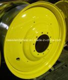 Grande rotella d'acciaio del trattore Dw23X42/manualmente ruota motrice registrabile