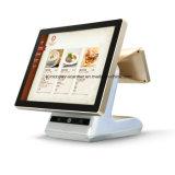 15 ' Zoll Icp-Ew10d Qualitäts-einzelne kapazitive Screen-Registrierkasse für Position System/Supermarkt/Gaststätte/Klein