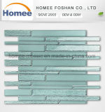 Высокое качество водонепроницаемый мозаика из стекла Backsplash плитки для ванной комнаты