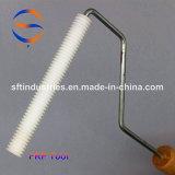 Rouleaux radiaux en plastique pour FRP