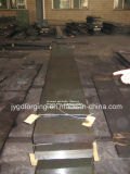O aço de forjamento S355 forjou a folha de câmara de ar