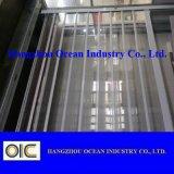 Porta do obturador do rolo da segurança do policarbonato lateral e do aço inoxidável
