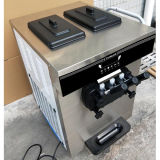 Nouvelle conception en acier inoxydable de la crème glacée machine commerciale