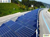 Stalbe e qualità certa del comitato solare monocristallino di Cemp 280W