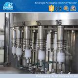 Terminar la máquina de rellenar embotelladoa del agua automática del animal doméstico