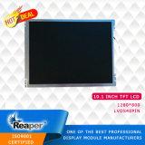 10.1 het Scherm van de Duim 1280X800 Piexl TFT LCD met de Interface van Lvds van 40 Speld