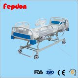 5つの機能足車ブレーキ(HF-858)が付いている電気入院患者のベッド