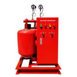La pompe à incendie de lutte contre l'incendie diesel de pompe a placé pour l'usine d'entrepôt