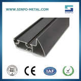 Le sablage Profil en aluminium anodisé