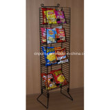 Metal contador Snacks Hanger Rack (PHY1049F)