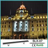 indicatore luminoso di inondazione della rondella della parete di 70W RGB LED per illuminazione architettonica (Slx-07)
