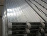 2017 de Nieuwe Amerikaanse Op zwaar werk berekende Plank van de Steiger van het Aluminium voor Verkoop