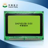 LCD 표시판 LCM가 Stn에 의하여 240*128 점을 찍는다