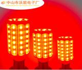 Светодиодные лампы для кукурузы E27 E14 220V светодиодный индикатор для кукурузы 38 - 140 светодиодов Lampada светодиодный светильник светодиодная лампа фонаря направленного света E27 месте Luz E14 лампы в форме свечи