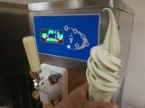 2018 [نو برودوكت] نكهة وحيدة ليّنة خدمة [إيس كرم] آلة صغيرة