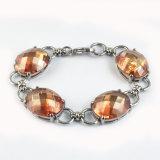 جديد تصميم [كز] حجارة زفافيّ أساور مجوهرات