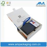 Personalizar el lujo de papel recubierto de productos electrónicos Teléfono Caja de Banco de potencia