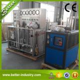 Équipement de traitement de l'huile de chanvre de l'huile de fluide de CO2 supercritique